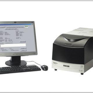 Mocon WVTR test equipment